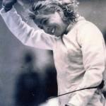 Brigitte Latrille 1976 Montréal argent fleuret équipe 1980 Moscou or 1984 Los Angeles bronze 1988 Seoul