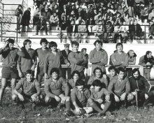 RUGBY – Années 70 – Côté Tribune….