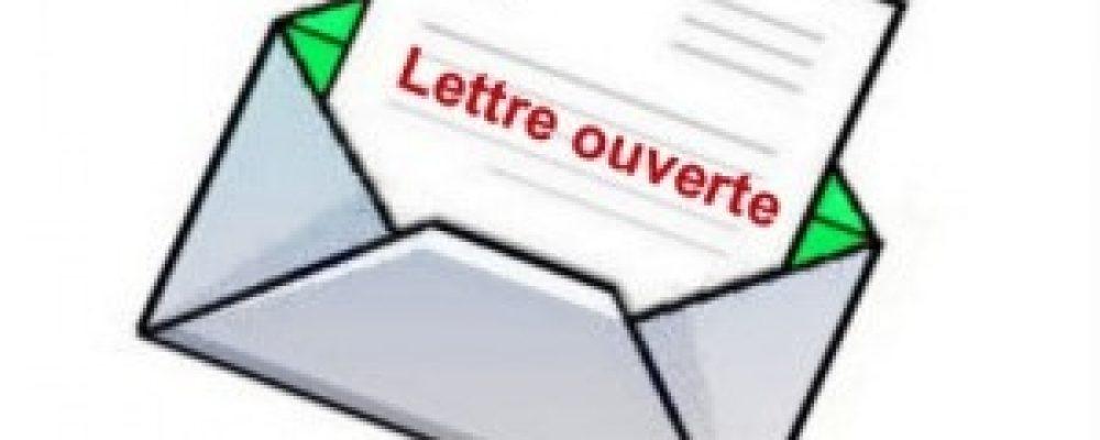 Lettre Ouverte au Bureau Directeur du B.E.C