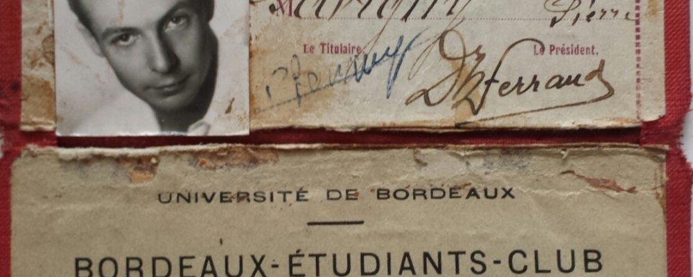 RUGBY – In « Rétro » Véritas… Pierre  SAVIGNY n'a jamais oublié le BEC.