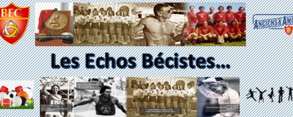 Les Echos Bécistes avril 2020